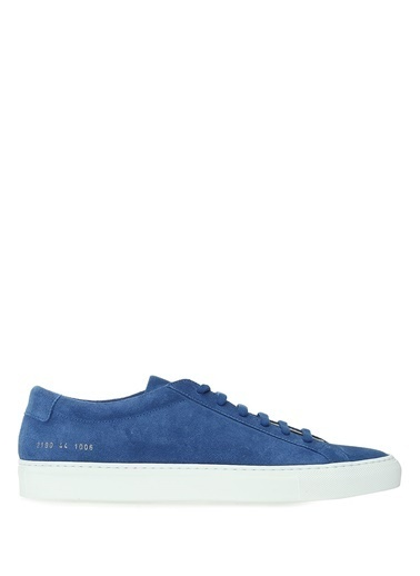 Common Projects Sneakers Mavi